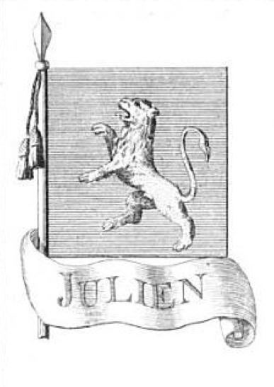 Blason des Julien